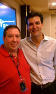 Andy Tabisz meets Rory Vaden, New York Times Best Selling Author of Take The Stairs